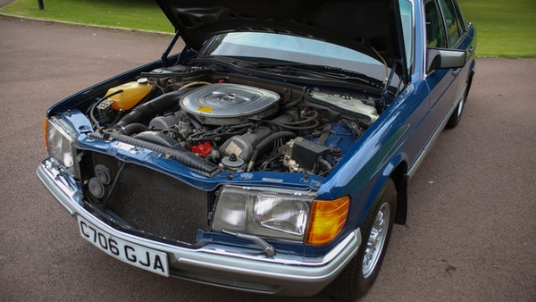 1985 Mercedes-Benz 380 SE For Sale (picture 87 of 149)
