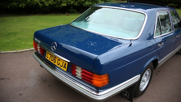 1985 Mercedes-Benz 380 SE For Sale (picture 76 of 149)