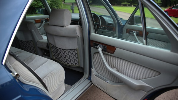 1985 Mercedes-Benz 380 SE For Sale (picture 29 of 149)