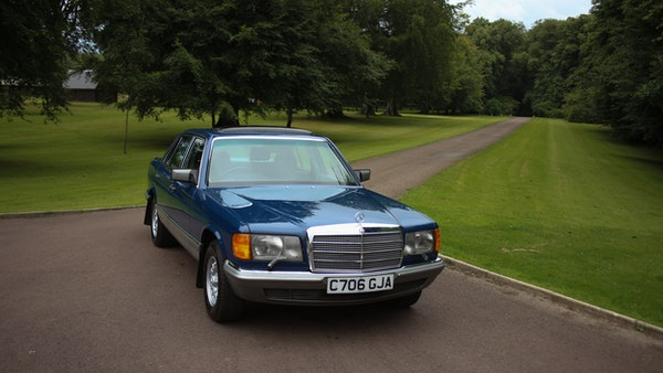 1985 Mercedes-Benz 380 SE For Sale (picture 6 of 149)