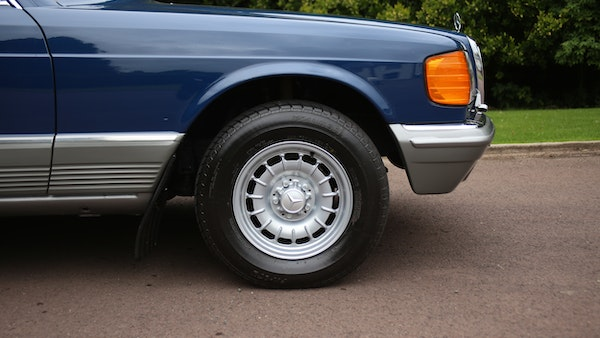 1985 Mercedes-Benz 380 SE For Sale (picture 22 of 149)