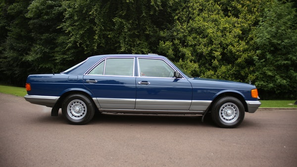 1985 Mercedes-Benz 380 SE For Sale (picture 8 of 149)