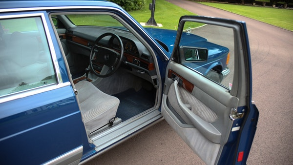 1985 Mercedes-Benz 380 SE For Sale (picture 23 of 149)