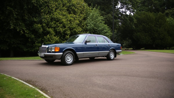 1985 Mercedes-Benz 380 SE For Sale (picture 15 of 149)