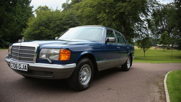 1985 Mercedes-Benz 380 SE For Sale (picture 16 of 149)