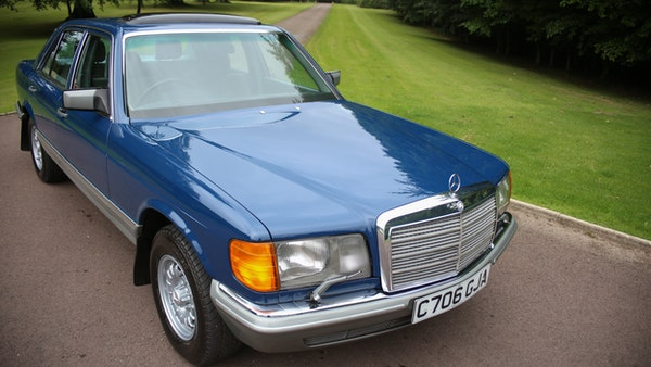 1985 Mercedes-Benz 380 SE For Sale (picture 5 of 149)
