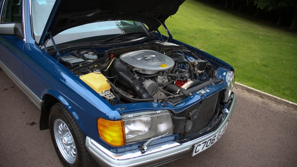 1985 Mercedes-Benz 380 SE For Sale (picture 86 of 149)