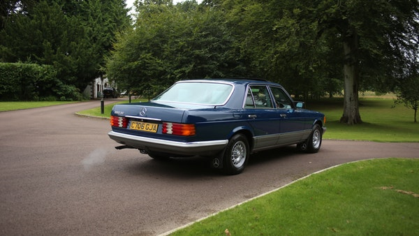 1985 Mercedes-Benz 380 SE For Sale (picture 10 of 149)