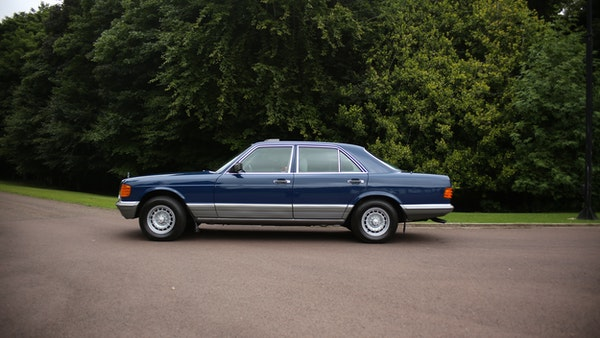 1985 Mercedes-Benz 380 SE For Sale (picture 14 of 149)