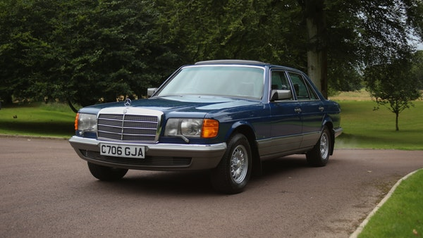 1985 Mercedes-Benz 380 SE For Sale (picture 1 of 149)