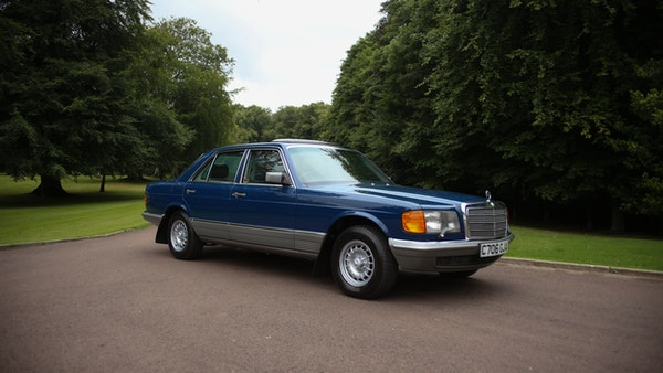 1985 Mercedes-Benz 380 SE For Sale (picture 7 of 149)