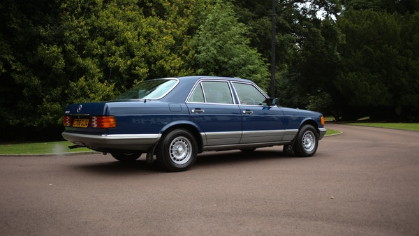 1985 Mercedes-Benz 380 SE For Sale (picture 9 of 149)
