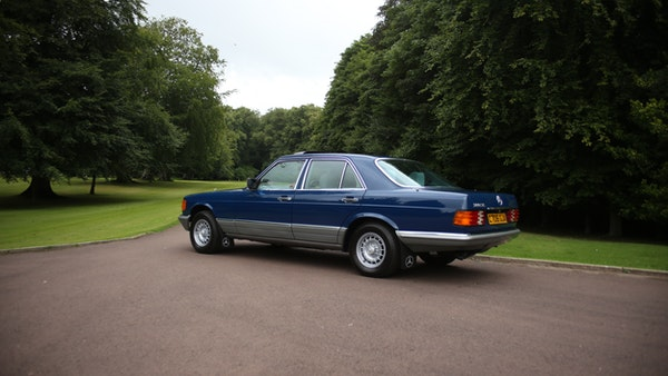 1985 Mercedes-Benz 380 SE For Sale (picture 13 of 149)
