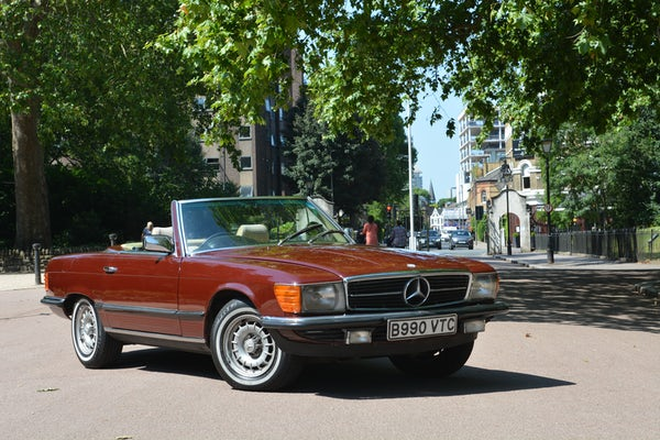 1984 Mercedes-Benz 380 SL For Sale (picture 32 of 159)