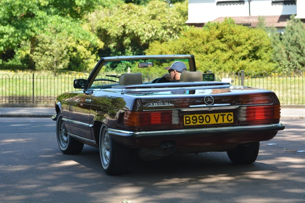 1984 Mercedes-Benz 380 SL For Sale (picture 60 of 159)