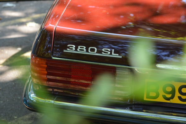 1984 Mercedes-Benz 380 SL For Sale (picture 121 of 159)