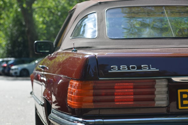 1984 Mercedes-Benz 380 SL For Sale (picture 56 of 159)