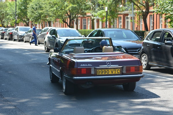 1984 Mercedes-Benz 380 SL For Sale (picture 67 of 159)