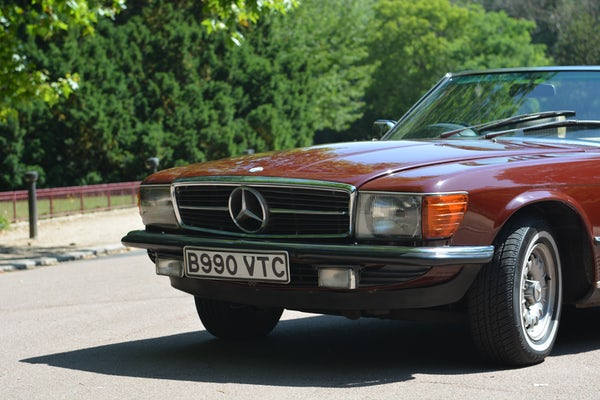 1984 Mercedes-Benz 380 SL For Sale (picture 10 of 159)