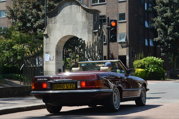 1984 Mercedes-Benz 380 SL For Sale (picture 64 of 159)