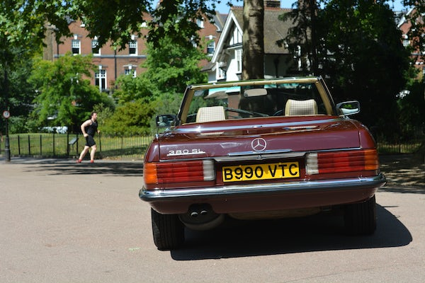 1984 Mercedes-Benz 380 SL For Sale (picture 25 of 159)
