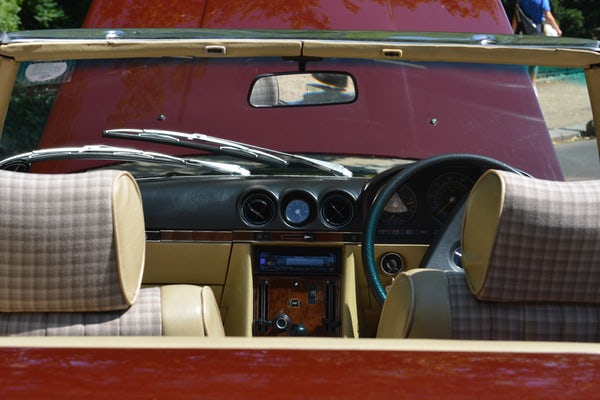 1984 Mercedes-Benz 380 SL For Sale (picture 98 of 159)