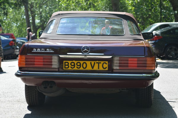 1984 Mercedes-Benz 380 SL For Sale (picture 51 of 159)