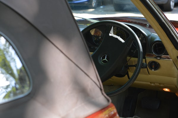 1984 Mercedes-Benz 380 SL For Sale (picture 111 of 159)