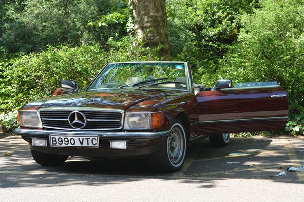 1984 Mercedes-Benz 380 SL For Sale (picture 4 of 159)
