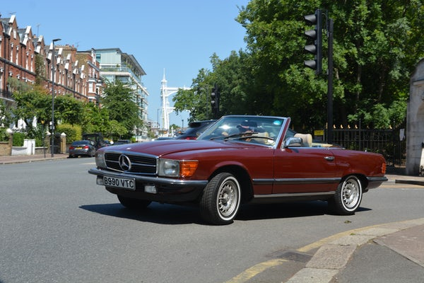 1984 Mercedes-Benz 380 SL For Sale (picture 66 of 159)
