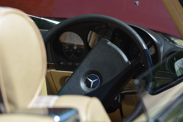 1984 Mercedes-Benz 380 SL For Sale (picture 101 of 159)