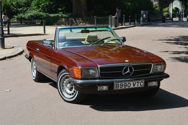 1984 Mercedes-Benz 380 SL For Sale (picture 39 of 159)