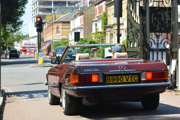 1984 Mercedes-Benz 380 SL For Sale (picture 61 of 159)