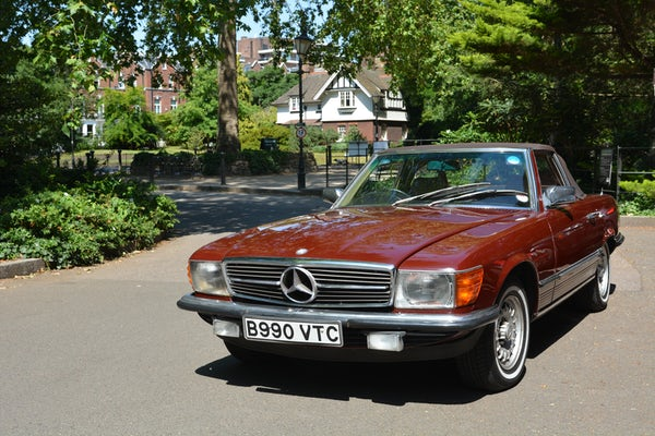 1984 Mercedes-Benz 380 SL For Sale (picture 59 of 159)
