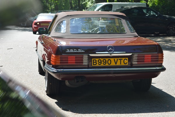 1984 Mercedes-Benz 380 SL For Sale (picture 55 of 159)