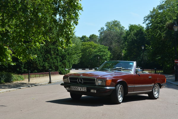1984 Mercedes-Benz 380 SL For Sale (picture 9 of 159)