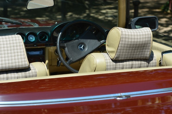 1984 Mercedes-Benz 380 SL For Sale (picture 94 of 159)