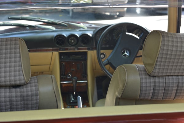 1984 Mercedes-Benz 380 SL For Sale (picture 86 of 159)