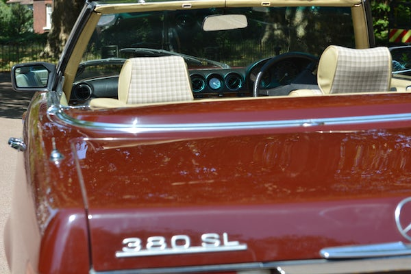 1984 Mercedes-Benz 380 SL For Sale (picture 93 of 159)