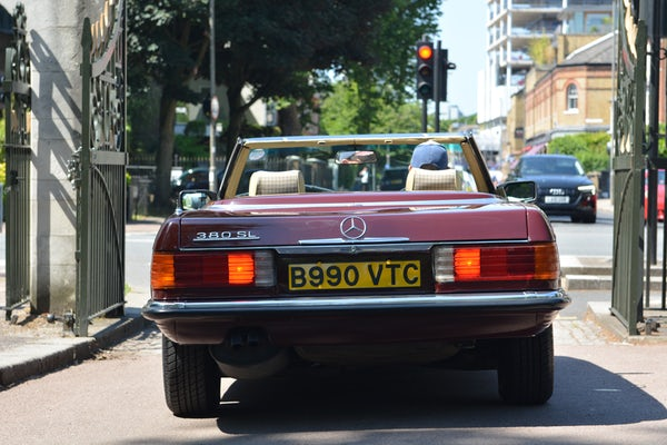 1984 Mercedes-Benz 380 SL For Sale (picture 63 of 159)