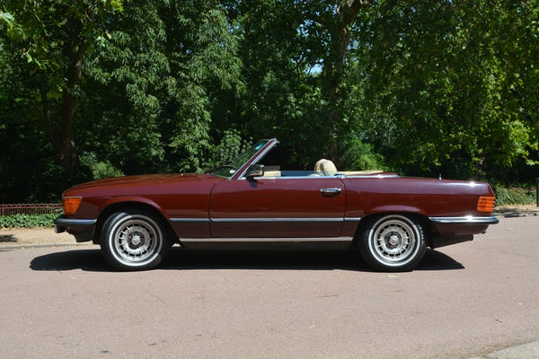 1984 Mercedes-Benz 380 SL For Sale (picture 26 of 159)