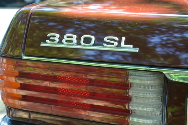 1984 Mercedes-Benz 380 SL For Sale (picture 105 of 159)