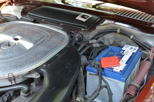 1984 Mercedes-Benz 380 SL For Sale (picture 125 of 159)