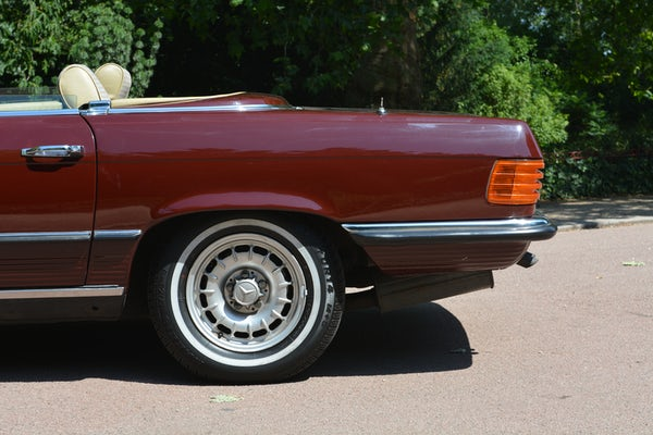1984 Mercedes-Benz 380 SL For Sale (picture 29 of 159)
