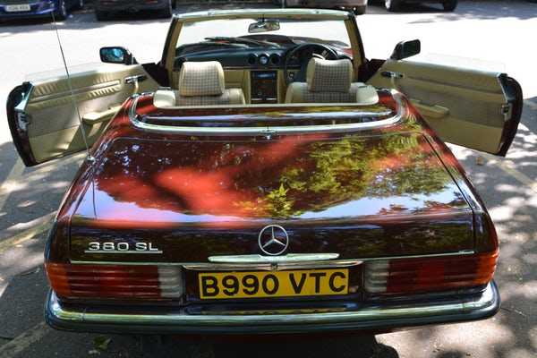 1984 Mercedes-Benz 380 SL For Sale (picture 3 of 159)