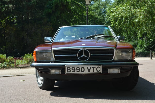 1984 Mercedes-Benz 380 SL For Sale (picture 46 of 159)