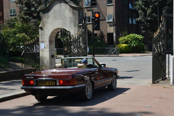 1984 Mercedes-Benz 380 SL For Sale (picture 65 of 159)