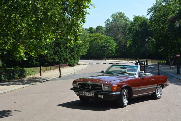 1984 Mercedes-Benz 380 SL For Sale (picture 8 of 159)