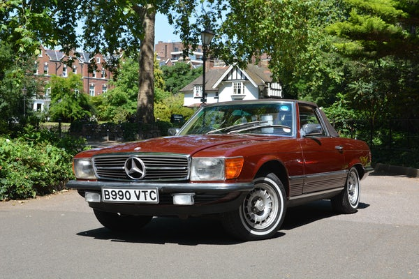 1984 Mercedes-Benz 380 SL For Sale (picture 47 of 159)