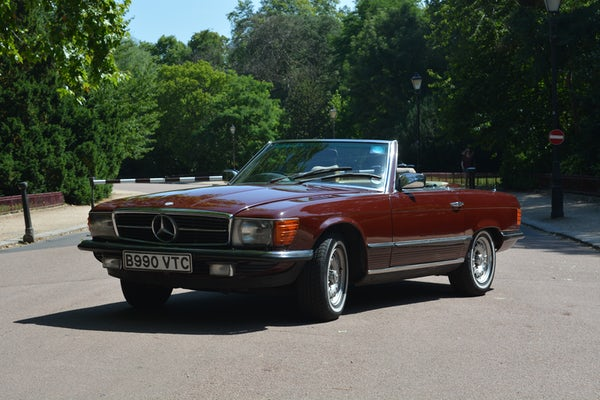 1984 Mercedes-Benz 380 SL For Sale (picture 6 of 159)